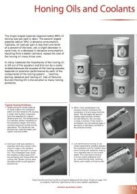 Oil and coolants (PDF, 315KB)