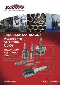 Tube hone tooling and accessories (PDF, 2MB)
